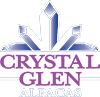 Crystal Glen Alpacas Logo